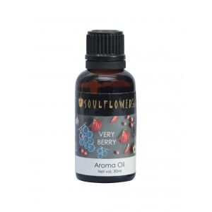Buy Soulflower Very Berry Aroma Oil - Nykaa