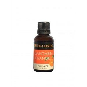 Buy Soulflower Mandarin Orange Aroma Oil - Nykaa
