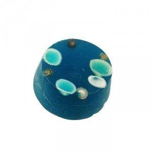 Buy Soulflower Sea Cool Pure Gylcerin Soap - Nykaa