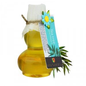 Buy Soulflower Tea Tree Aroma Massage Oil - Nykaa