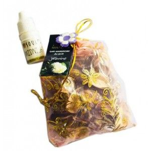 Buy Soulflower Aroma Pouch Jasmine - Nykaa