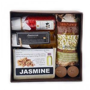Buy Soulflower Exotic Jasmine Hamper Set - Nykaa