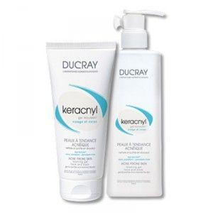 Buy Ducray Keracnyl Foaming Gel - Nykaa