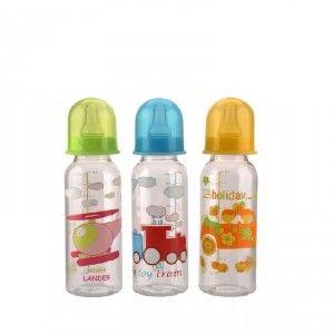 Buy Mee Mee Feeding Bottle Set - (3 pcs) (Blue-Yellow-Green) - Nykaa