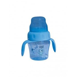 Buy Mee Mee 2 In 1 Silicone Sipper - Blue - Nykaa