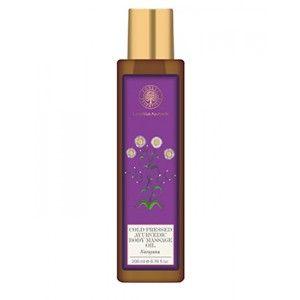 Buy Forest Essentials Ayurvedic Body Massage Oil Narayana - Nykaa