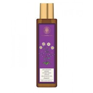 Buy Forest Essentials Ayurvedic Herb Enriched Head Massage Oil Japapatti - Nykaa
