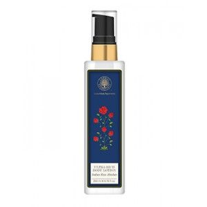 Buy Forest Essentials Ultra-Rich Dazzling Body Lotion Indian Rose Absolute - Nykaa