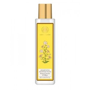 Buy Forest Essentials Silkening Shower Wash Madurai Jasmine & Mogra - Nykaa