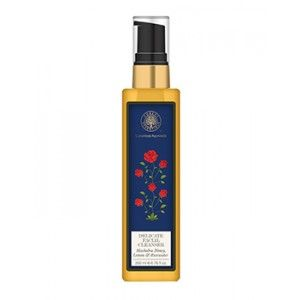 Buy Forest Essentials Delicate Facial Cleanser Mashobra Honey, Lemon & Rosewater - Nykaa