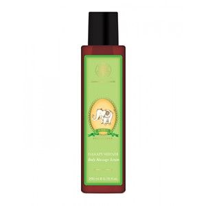 Buy Forest Essentials Baby Body Massage Serum With Pure Ghee Dasapushpadi - Nykaa
