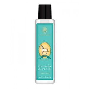 Buy Forest Essentials Baby Hair & Body Wash Dasapushpadi - Nykaa