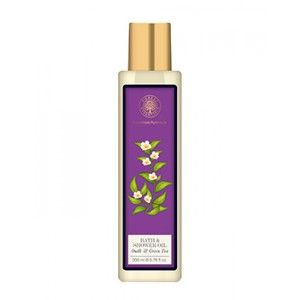 Buy Forest Essentials Moisture Replenishing Bath & Shower Oil - Oudh & Green Tea - Nykaa
