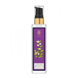 Buy Forest Essentials Ultra Rich Body Lotion Oudh & Green Tea - Nykaa