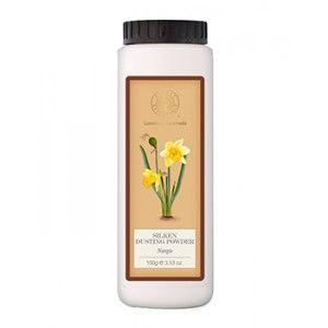 Buy Forest Essentials Silken Dusting Powder Nargis - Nykaa