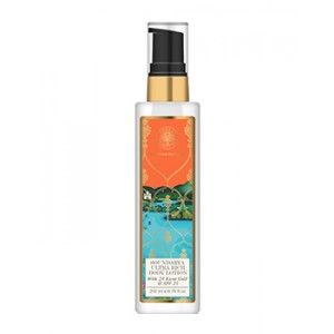 Buy Forest Essentials Ultra Rich Body Lotion Soundarya With Natural SPF 25 - Nykaa