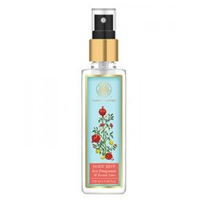 Buy Forest Essentials Body Mist Iced Pomegranate With Fresh Kerala Lime - Nykaa