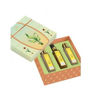 Buy Forest Essentials Floral Selection Gift Box - Nykaa