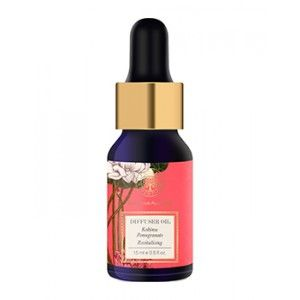 Buy Forest Essentials Blended Essential Oil Kohima Pomegranate Revitalizing - Nykaa