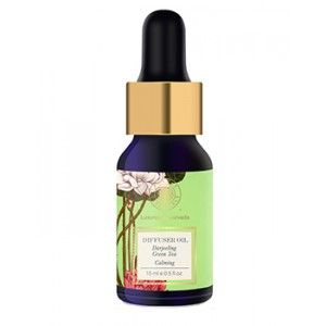 Buy Forest Essentials Blended Essential Oil Green Tea RC & Citrus - Nykaa