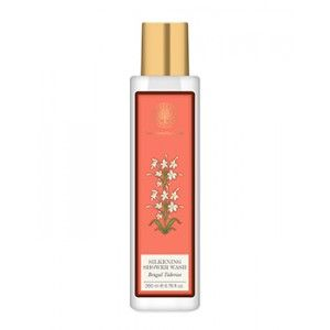 Buy Forest Essentials Silkening Shower Wash Bengal Tuberose - Nykaa