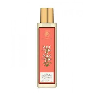 Buy Forest Essentials Moisture Replenishing Bath & Shower Oil - Bengal Tuberose - Nykaa