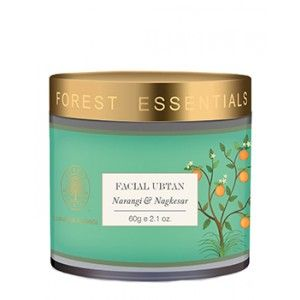 Buy Forest Essentials Facial Ubtan Narangi & Nagkesar - Nykaa