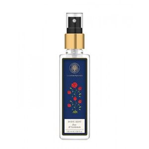 Buy Forest Essentials Body Mist Rose & Cardamom - Nykaa