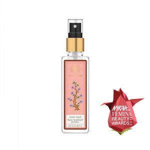 Buy Forest Essentials Body Mist Mysore Sandalwood & Vetiver - Nykaa