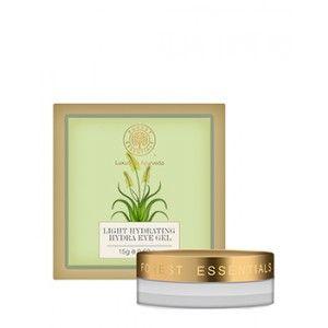 Buy Forest Essentials Light Hydrating Hydra Eye Gel - Nykaa