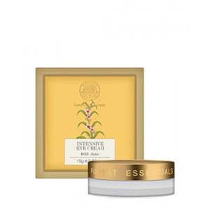 Buy Forest Essentials Intensive Eye Cream With Anise - Nykaa