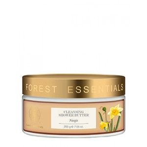 Buy Forest Essentials Cleansing Shower Butter Nargis - Nykaa