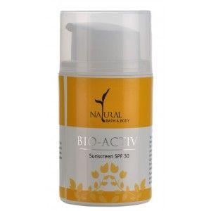 Buy Natural Bath & Body Bio-Activ Sunscreen SPF 30 - Nykaa