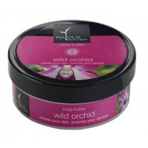 Buy Natural Bath & Body Wild Orchid Body Butter - Nykaa