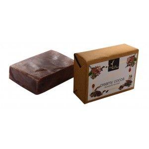 Buy Natural Bath & Body Creamy Cocoa Bathing Bar - Nykaa