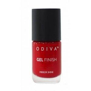 Buy Odiva Gel Finish Nail Polish - Nykaa
