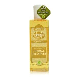 Buy Vagad's Khadi Anti-Dandruff Herbal Shampoo - Nykaa