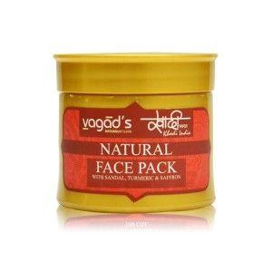 Buy Vagad's Khadi Sandal Face Pack - Nykaa