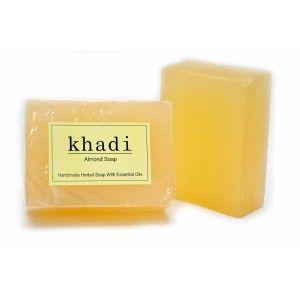 Buy Khadi Almond Soap - Nykaa