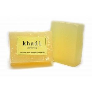 Buy Khadi Jasmine Soap - Nykaa