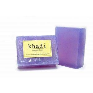 Buy Khadi Lavender Soap - Nykaa