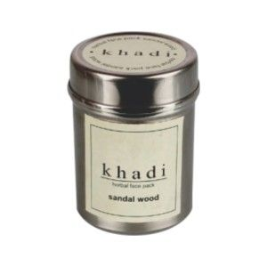 Buy Khadi Sandal Face Pack - Nykaa