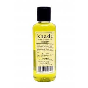 Buy Khadi Jasmine Massage Oil - Nykaa