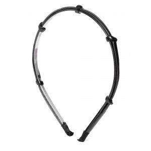 Buy Toniq Knotty Black Hair Band - Nykaa
