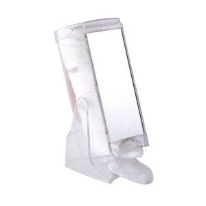 Buy GUBB USA Cotton Pads Dispenser & Mirror - Nykaa