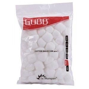 Buy GUBB USA Cotton Balls New 100s - Nykaa