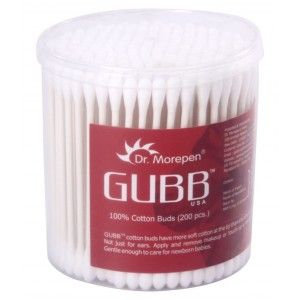 Buy GUBB USA Cotton Buds In Pp 200s - Nykaa