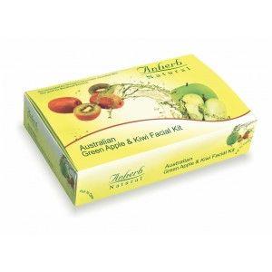 Buy Anherb Natural Green Apple Kiwi Kit - Nykaa