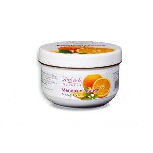Buy Anherb Natural Mandarin Orange Massage Cream - Nykaa