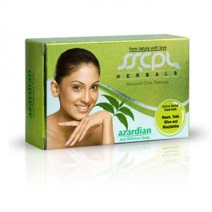 Buy SSCPL Herbals Azardian Anti Polliton Soap - Nykaa
